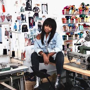 Fashion Designer & Stylist Brea Stinson