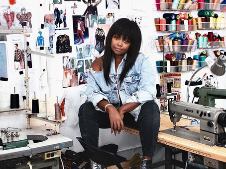 Fashion Designer & Stylist Brea Stinson