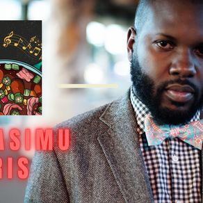 Interview with Visual Artist and Writer L. Kasimu Harris
