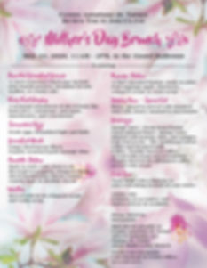 Caldeco Mothers Day Flyer 8.5X11 Final 2