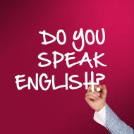 Falsches Englisch ist niemals die Lösung