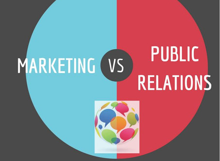 How PR differs from marketing – Guest post by David Frederick at Quadrant PR