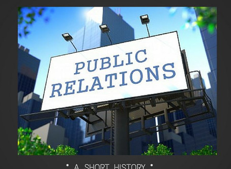 PR's evolution over the past decade – Great article by Mark Thabit