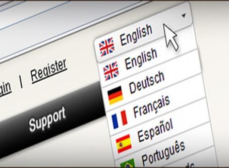 Mehr Umsatz durch mehrsprachige Websites