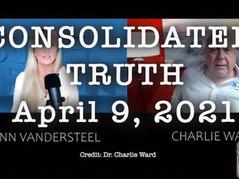 📽 Consolidated Truth: Dr. Charlie Ward & Ann Vandersteel - Vaccines, Human Trafficking, Cgi News