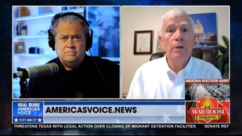 """🎥 AZ Congressman: 'Tens of Millions of Ballots Illegally Cast in Election"""""""