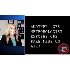 🎥 ANOTHER One! CBS Meteorologist Exposes CBS News Live on Air