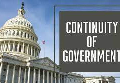 Devolution & The Continuity of Government: Why The Military is Now Running the United States, Part 1