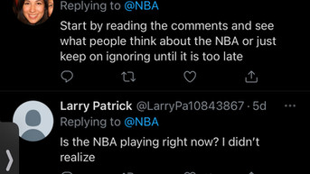 Go Woke, Go Broke: NBA Gets ABUSED by Twitter Patriots