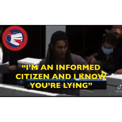 🎥 Patriot DESTROYS County Board With COVID Truth Bombs