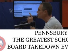 🎥 The Greatest School Board Smackdown Ever - Pennsbury, Bucks County, Pennsylvania