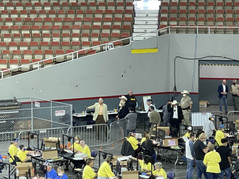 AZ Audit: Hand Recount Will be COMPLETE TODAY – Officials From 13 Other States Tour Audit Floor