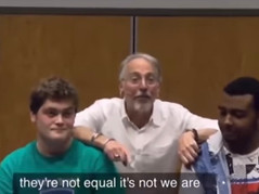 """Penn State Professor Compares Black & White Students: """"They Are Not Fu*king Equal"""""""