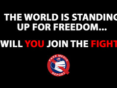 🎥 The World's Standing Up For Freedom. Do You Hear The People Sing?