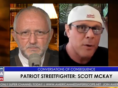 🎞 MUST WATCH: Scott McKay Discusses Media Truth, The Real President, Martial Law & The Election