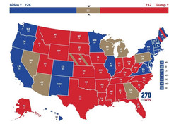 🗳AUDIT UPDATE: Arizona, Georgia and Pennsylvania Hold Enough Electoral Votes to Switch the Election
