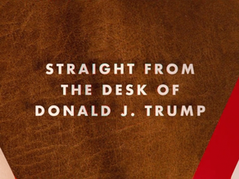 """📇 He's Back! The President's New Media Platform, """"From The Desk Of Donald J. Trump"""" Now Live"""