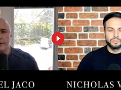 🎥 What I'm Watching: Former CIA Michael Jaco Discusses Florida Condo, Trump With Nicholas Veniamin