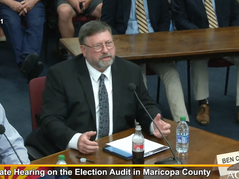 🗳So Far: AZ Audit Finds 74,000 Ballots Returned & Counted With NO RECORD of Being Sent Out