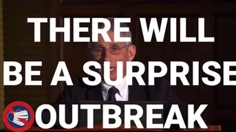 🎥 FAUCI TOLD 2017 CONFERENCE THE PLANDEMIC WAS COMING