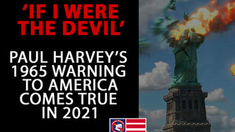 """📺 Paul Harvey's 1965 """"Warning to America"""" Has Eerily Come to Fruition (Video)"""
