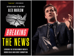 📖 What I'm Reading: 'Breaking The News', by Alex Marlow