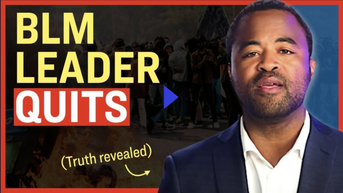 📺 BLM Chapter Founder Resigns, Saying He Learned The 'Ugly Truth'