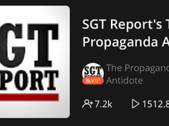 🎙What I'm Listening To: SGT Report: Know Your Rights
