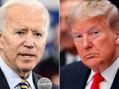 More Americans Have Favorable View of Trump Than Biden, According to Poll