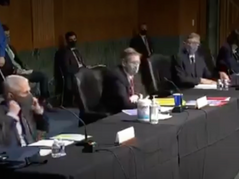 📺 Fauci, FDA's Peter Marks Admit HALF of NIH and FDA Employees Are Refusing COVID Vaccine