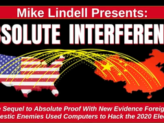 """📽WATCH: Mike Lindell & General Flynn Debut """"Absolute Interference"""" Documentary on The 2020 Election"""