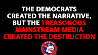 🎥 NEVER FORGET: The Treasonous Media Created The Destruction!