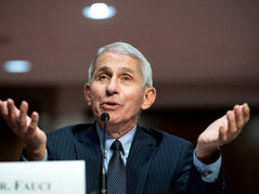 Australian Media: Fauci Said of Gain-of-Function Research Outweighed Pandemic Risk in 2012 Paper