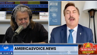 📺 Lindell: A 'Royal Flush' of Vote Fraud Evidence Will Be Heading to Supreme Court