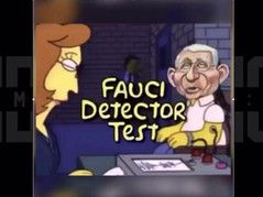 🎥 The Fauci Detector Test 😂