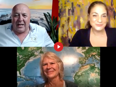 📺 What I'm Watching: Mel K, Charlie W & MK Ultra Survivor Cathy O'brien On Global Mind Control