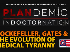 🎥 Rockefeller, Gates And The Rise Of Medical Tyranny In America - PlamnDemic InDoctorNation