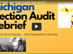Experts Clements & Keshel: Trump Victory Margin in Michigan at 373,000 Votes – Trump Won 52.9%-45.4%