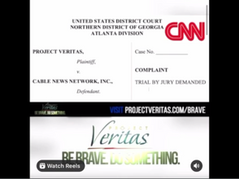 """🎥 Project Veritas' O'Keefe: """"Lawyer-Up CNN"""""""
