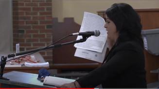 Carmel, NY School Board Gets Schooled on Critical Race Theory - Amazing Mom's Speech