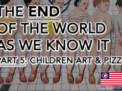 🎥 PART V: CHILDREN, ART & PIZZA 🍕 The End Of The World As We Know It, Janet Ossebaard Documentary