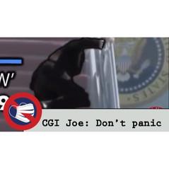 CGI Joe: Don't Panic Over Gas Shortage 📺
