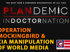 🎥 The CIA, Operation Mockingbird & Media Manipulation: PlanDemic InDoctorNation Documentary [CLIP]