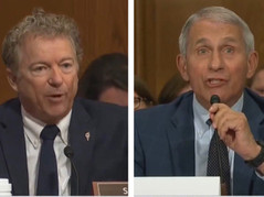 """Sen. Paul Rips Fauci:""""There WILL be Responsibility For Those Who Funded the Lab, Including Yourself"""""""
