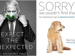 CANCELLED! 📖 Fauci's Book Pulled From Amazon, Barnes & Noble After Email Dump Reveals Lies