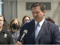 📽 DeSantis Sues CDC to Reopen Cruise Industry In Major Challenge To Agency's COVID Power Grab