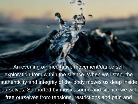 Meditation in Motion near Malmö/Sweden
