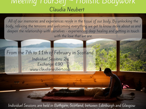 Meeting YourSelf in Scotland