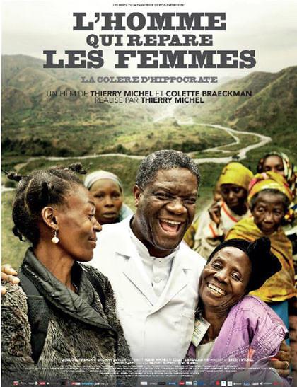 DVD: L'homme qui répare les femmes, la colère d'hippocrate: