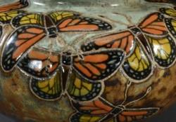 Monarch Pillow Jar Section
